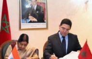 Maroc- Inde: Accords dans la lutte anti-terroriste et la délivrance des  visas d'affaires