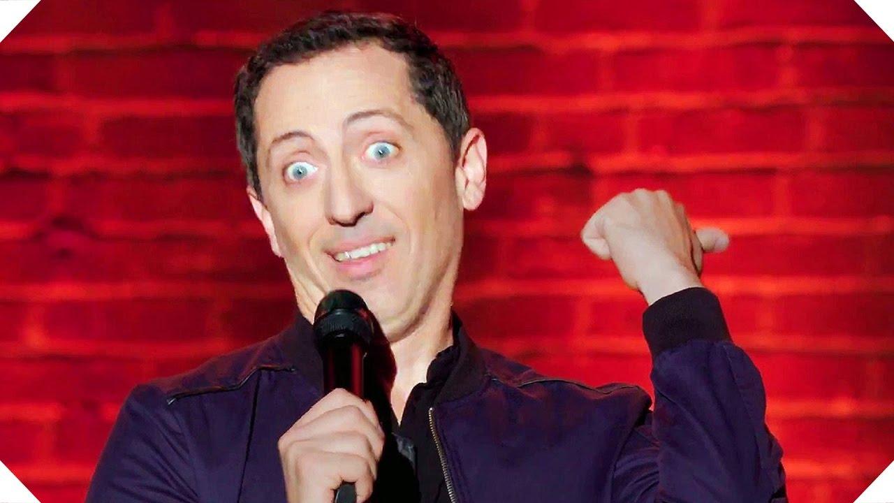 Le comédien atteint par le Covid-19 — Gad Elmaleh